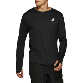 asics Silver LS Top Men, performance black